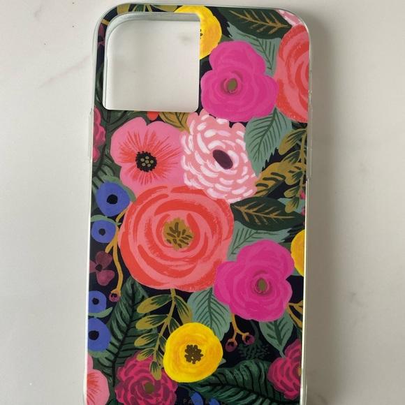 Rifle Paper - Juliette Rose - iPhone 11 Pro Case